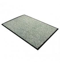 Floortex Dust Cntrl Mat 90x150cm Blk/Wht