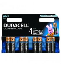 Duracell Ultra Power AA Batteries Pk8