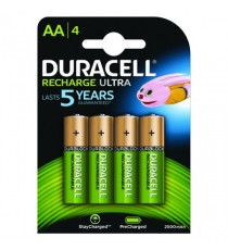 Duracell Staycharged Premium AA 2400mAH