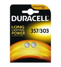 Duracell ButtonBattery S/Ox Pk2 1.5 D357