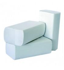 2Work White 1Ply Multi Hand Towel Pk3000