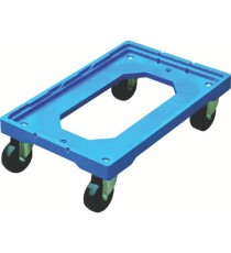 VFM Blue Plastic Transport Dolly