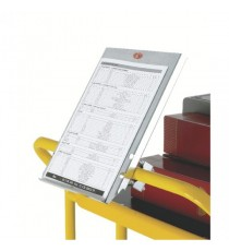 Platform Truck Silver Writing Board