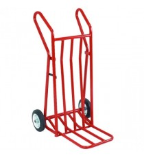 Hand Truck H/Duty Folding Footiron 400mm