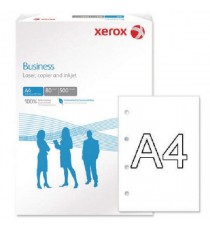 Xerox 4-Hole Punched A4 Paper 80gsm Ream
