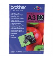 Brother Glossy Photo Paper A3 Pk20