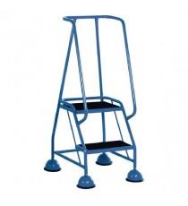 Light Blue 2 Tread Steps 385130