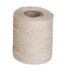 Flexocare White Cotton Twine 500gm Pk6