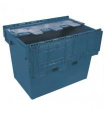 Blue Eurobox With Cover 388096
