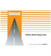 Chartwell Vehicle Defect Pad CVDR1