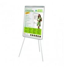 Bi-Office EarthIt Wh A1 Flipchart Easel