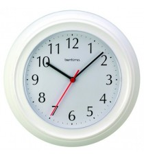 Acctim Wycombe White Wall Clock