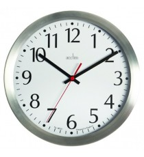 Acctim Javik 10in Wall Clock