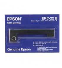 Epson ERC22 Fabric Ribbon Blk C43S015204