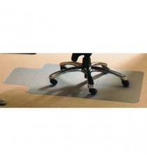 FF Pvc Carpet Chairmat Rect 121X152Cm