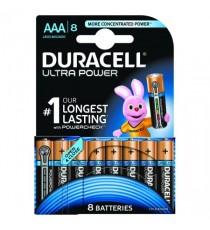 Duracell Battery Ultra Pk8 AAA