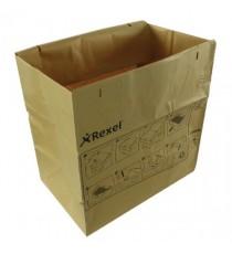 Rexel Recycling Shredder Bags Pk50