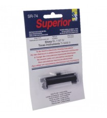 Ink Roller Calculator IR74 Black SPR74