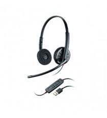 Plantron Blackwire C320 Uc Headset Black