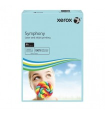 Xerox Symphony A4 80g Ream Med Mid Blu