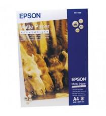 Epson Matte Paper HWT A4 Pk50 S041256