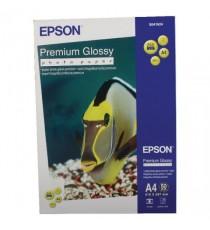 Epson Premium Glossy Pht Paper A4 Pk50