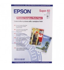 Epson Prem SemiGls Photo Ppr A3plus P20