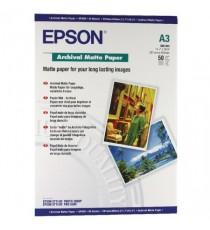 Epson A3 Archival Matte Paper Pk50