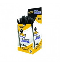 Bic Cristal Pen Large 1.6mm Black 880648
