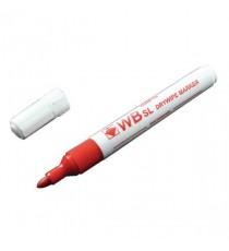 Whiteboard Marker Bullet Red