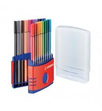 Stabilo 68 ColorParade Pen Astd P20 6820