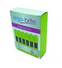 Ergo-Brite Highlighters Ylw