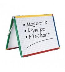 Name Badge Slct/Magnet 17X67Mm Pk25 Blk