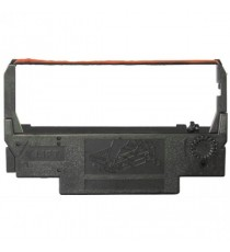 Comp Epson ERC38 Black/Red Ribbon