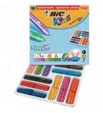 Bic Cls Kids Plastidecor Tri Cryns