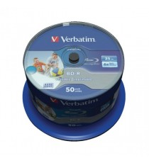 Verbatim Blu-Ray Slim Case Pk50