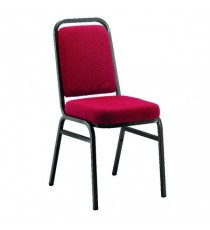FF Arista Banqueting Chair Claret