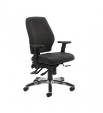Agility High Back Posture Chair Black