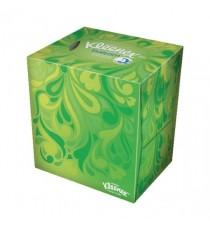 Kleenex Facial Tiss Cube Pk12 Wht 8825