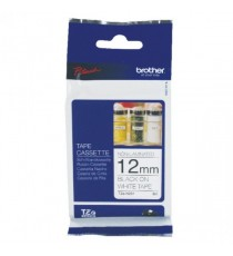 Brother PTouch Tape TZN231 12mm Blk/Wht