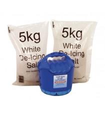 FF Handheld Salt Shaker and 2 x 5kg Salt