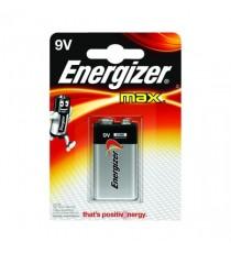 Energizer MAX E92 9V Battery Pk Each