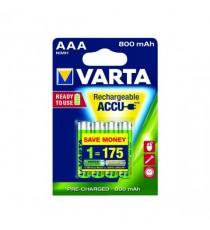 VARTA NiMH Battery AAA Pk 4
