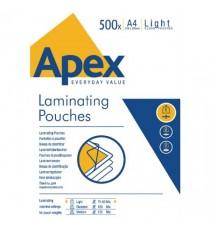 Fellowes Apex Lam Pouch A4 Light Duty