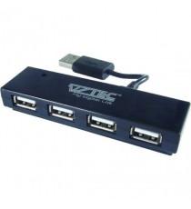 USB 4 Port Hub 25-0054