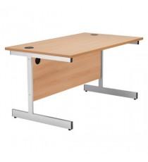 FF Jemini Cantilever Desk 1400 Beech