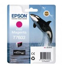 Epson Ink Cartridge Vivid Magenta T7603
