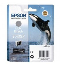 Epson Ink Cartridge Light Black T7607
