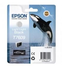 Epson Ink Cartridge Lt Lt Black T7609