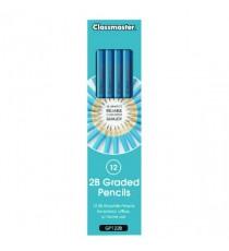 Classmaster Pencils 2B